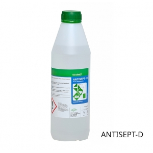 Dezinfekcinis skystis rankoms ANTISEPT-D dezinfekantas (1000ml)