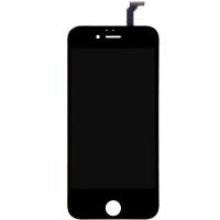 Ekranas Apple iPhone 6 su lietimui jautriu stikliuku juodas ORG