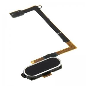 Lanksčioji jungtis Samsung G920 S6 su juodu HOME mygtuku ORG