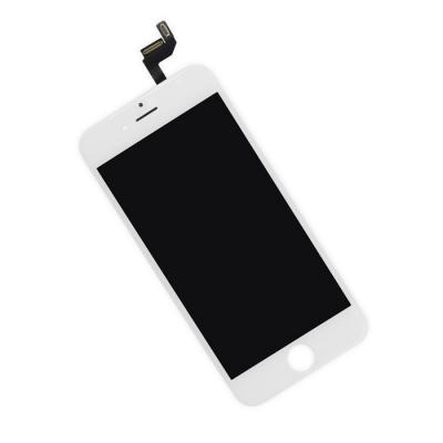 Ekranas Apple iPhone 6S su lietimui jautriu stikliuku baltas (Refurbished, copy backlight) ORG