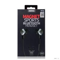 Belaidė laisvų rankų įranga Remax RB-S2  Magnet Sports  Bluetooth 4.1 (magnetinis tarpusavio tvirtinimas)