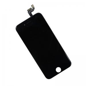 Ekranas Apple iPhone 6S su lietimui jautriu stikliuku juodas ORG