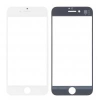 LCD stikliukas Apple iPhone 7 su rėmeliu ir OCA baltas ORG