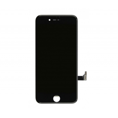 Ekranas Apple iPhone 7 su lietimui jautriu stikliuku juodas (Refurbished) ORG