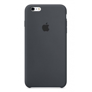 Dėklas ORG Silicone case iPhone 6 chacoal gray