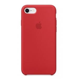 Dėklas ORG Silicone case iPhone 7 Plus / 8 Plus red