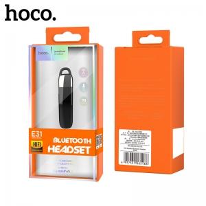 Belaidė laisvų rankų įranga Hoco E31 juoda