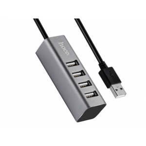 USB šakotuvas Hoco HB1 su 4 USB jungtimis