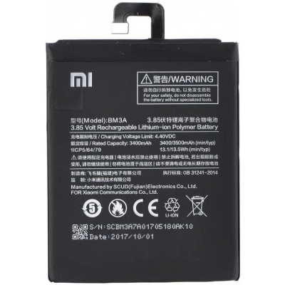 Akumuliatorius ORG Xiaomi Redmi Note 3 3400mAh BM3A