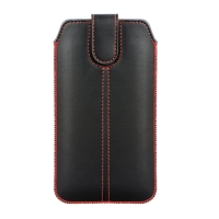 Dėklas Forcell Ultra Slim M4 Samsung A605 A6 Plus / A750 A7 2018 / Mate 20 Lite juodas