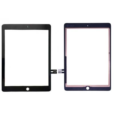 Lietimui jautrus stikliukas Apple iPad 2018 9,7 (6th) juodas HQ