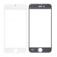 LCD stikliukas Apple iPhone 6S su rėmeliu ir OCA baltas V2 ORG