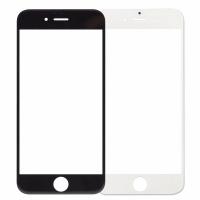 LCD stikliukas Apple iPhone 6 su rėmeliu ir OCA baltas V2 ORG
