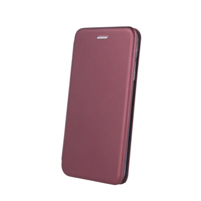 Dėklas Book Elegance Samsung A505 A50 / A507 A50s / A307 A30s bordo