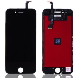 Ekranas Apple iPhone 6 su lietimui jautriu stikliuku juodas Tianma