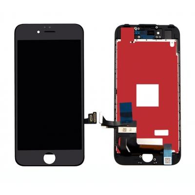 Ekranas Apple iPhone 7 su lietimui jautriu stikliuku juodas Tianma