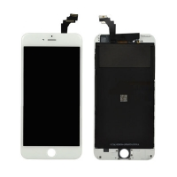 Ekranas Apple iPhone 6 Plus su lietimui jautriu stikliuku baltas Tianma