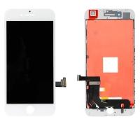 Ekranas Apple iPhone 8 Plus su lietimui jautriu stikliuku baltas Tianma