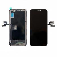 Ekranas Apple iPhone X su lietimui jautriu stikliuku OLED