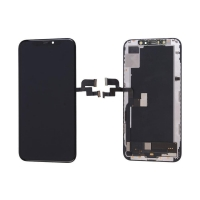 Ekranas Apple iPhone XS su lietimui jautriu stikliuku GX soft OLED