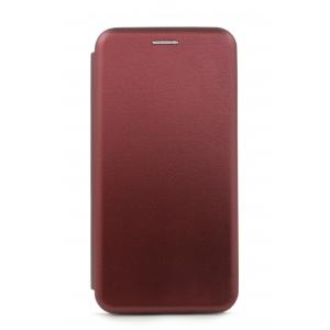 Dėklas Book Elegance Samsung A105 A10 bordo