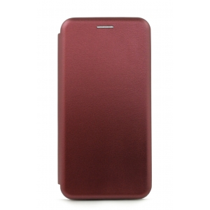 Dėklas Book Elegance Samsung A705 A70 bordo