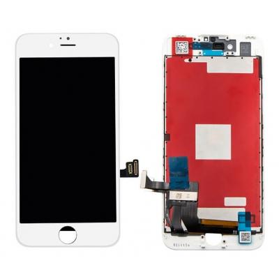 Ekranas Apple iPhone 7 su lietimui jautriu stikliuku baltas Tianma
