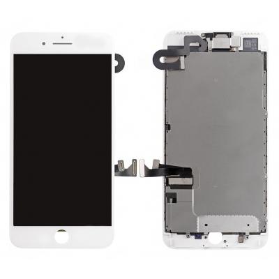 Ekranas Apple iPhone 7 Plus su lietimui jautriu stikliuku baltas Tianma