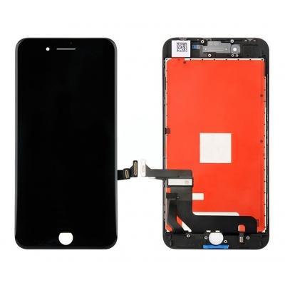 Ekranas Apple iPhone 8 Plus su lietimui jautriu stikliuku juodas Tianma