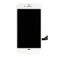 Ekranas Apple iPhone 8 su lietimui jautriu stikliuku baltas Tianma