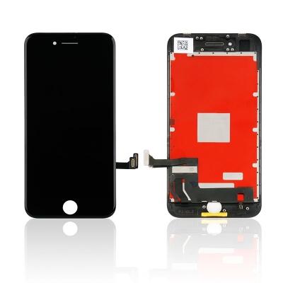 Ekranas Apple iPhone 8 su lietimui jautriu stikliuku juodas Tianma