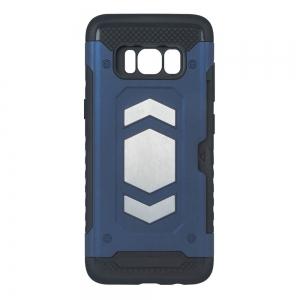 Dėklas Defender Magnetic Samsung G970 S10e tamsiai mėlynas