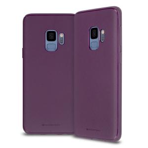 Dėklas Mercury Style Lux Samsung N960 Note 9 violetinis