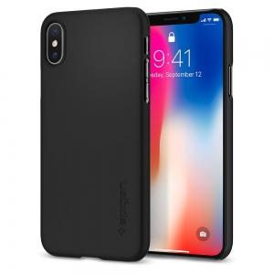 Dėklas Spigen TPU Case Samsung J600 J6 2018 juodas