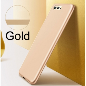 Dėklas X-Level Guardian Samsung A750 A7 2018 auksinis