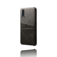 Dėklas  Leather Card Case  Samsung A105 A10 juodas