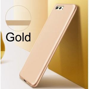 Dėklas X-Level Guardian Samsung A805 A80 auksinis