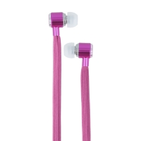 Laisvų rankų įranga Forever Swing Music 3,5mm rožinė