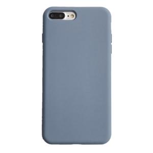 Dėklas Liquid Silicone 2.0mm Apple iPhone 11 Pro tamsiai mėlynas