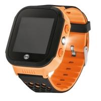 Išmanusis laikrodis Forever Find Me KW-200 oranžinis