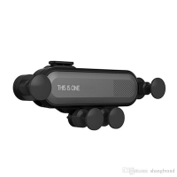 Automobilinis Universalus telefono laikiklis This is One, tvirtinamas ant ventiliacijos grotelių