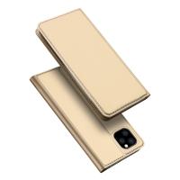 Dėklas Dux Ducis  Skin Pro  Samsung A105 A10 aukso spalvos