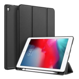 Dėklas Dux Ducis Osom Apple iPad 9.7 2018 / iPad 9.7 2017 juodas