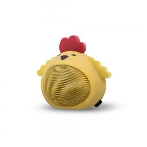 Bluetooth nešiojamas garsiakalbis Forever Sweet Animal Chicken Chicky ABS-100