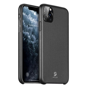 Dėklas Dux Ducis Skin Lite Samsung A750 A7 2018 juodas