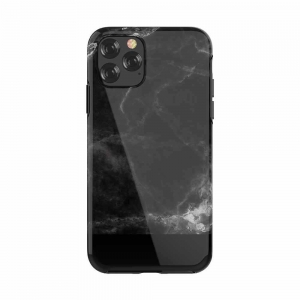 Dėklas Devia Marble Apple iPhone 11 Pro Max juodas