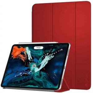 Dėklas Devia Leather Case Apple iPad Pro 10.5 2017 / iPad Air 2019 raudonas