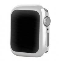 Dėklas Devia Gold-Plated V2 Apple Watch sidabrinės spalvos