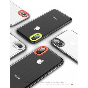Dėklas Devia Yonger Apple iPhone X / XS pilkas