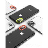 Dėklas Devia Yonger Apple iPhone X / XS geltonas